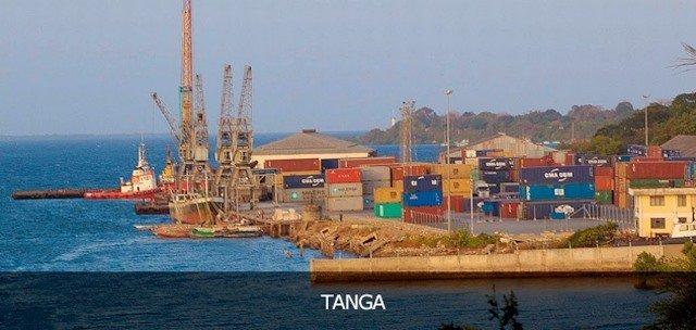 Tanga Port