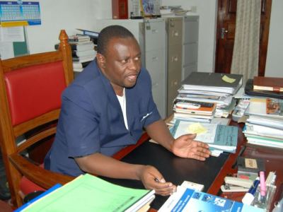 DUWASA prepaid water meters