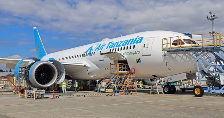 Boeing 787-8 Dreamliner change in fortunes for aviation industry