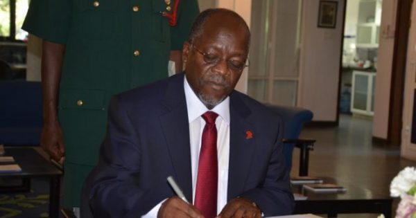 President Magufuli appoints new board executives