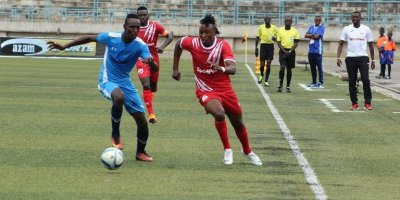 Simba frustrate Somali side