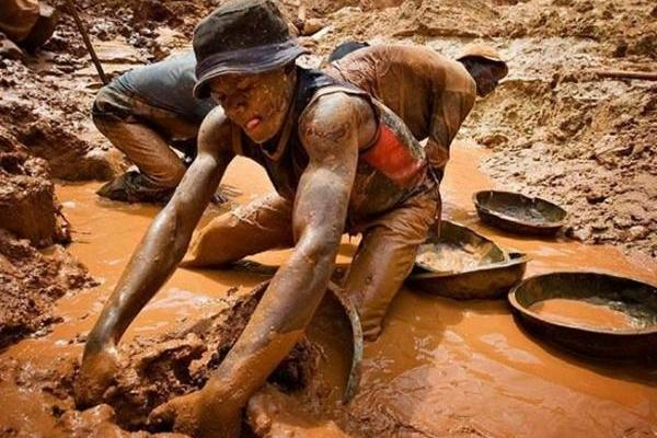 Artisanal mining Tanzania