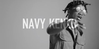 Navy Kenzo - Roll It