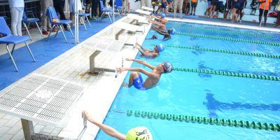 Dar swimming gala