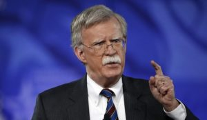 "Iran calls Bolton ""chronic sadist"" who deserves to be ""taught a lesson"""