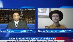 Glazov Gang: Marc Lamont Hill: Symbol of Leftist Hate