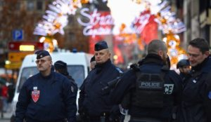 """Strasbourg terrorist known as """"security risk,"""" cop says """"so many people, you can't keep meaningful surveillance"""""""