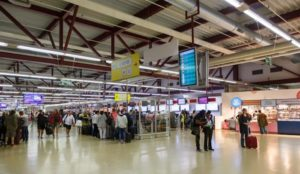 Germany: Muslim desk clerk at Berlin Tegel Airport hurls anti-Semitic insults in English and Arabic at passenger