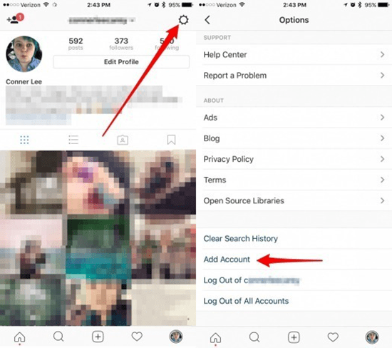 Create A Second Instagram And Manage Multiple Accounts
