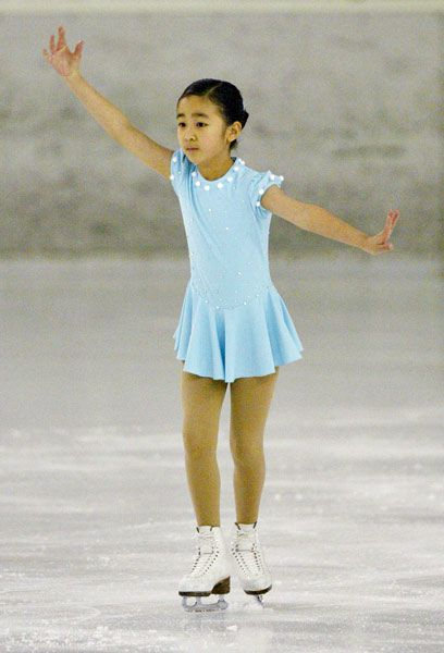 フィギュアスケートの競技大会に出場された佳子…:秋篠宮家 佳子さま 写真特集:時事ドットコム