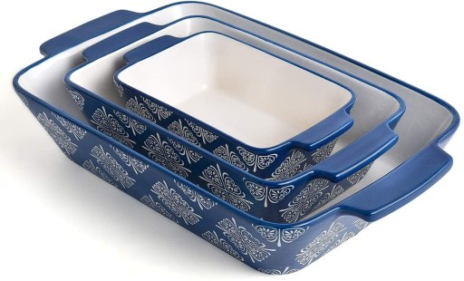 KingsBull Baking Dish for Lasagna and casserole