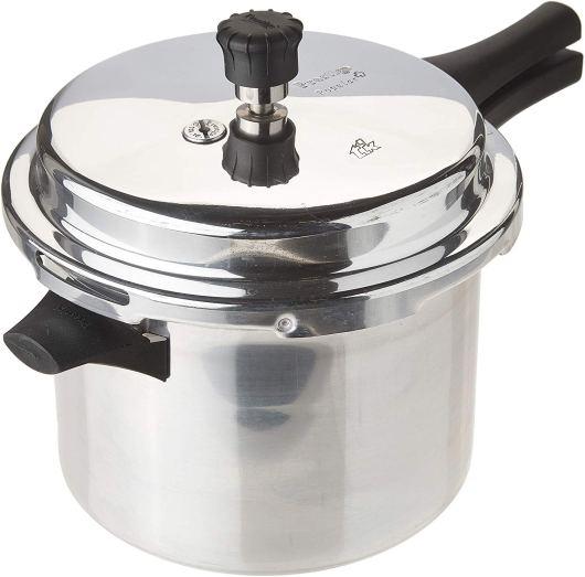 5 Liters Prestige Aluminum Pressure Cooker