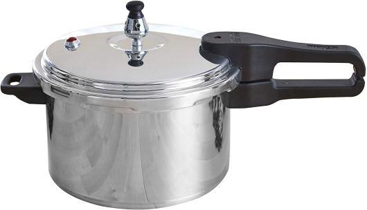 Aluminum Stovetop Pressure Cooker