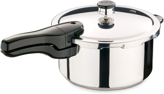 Presto 4 Quartz Stainless steel Pressure cooker