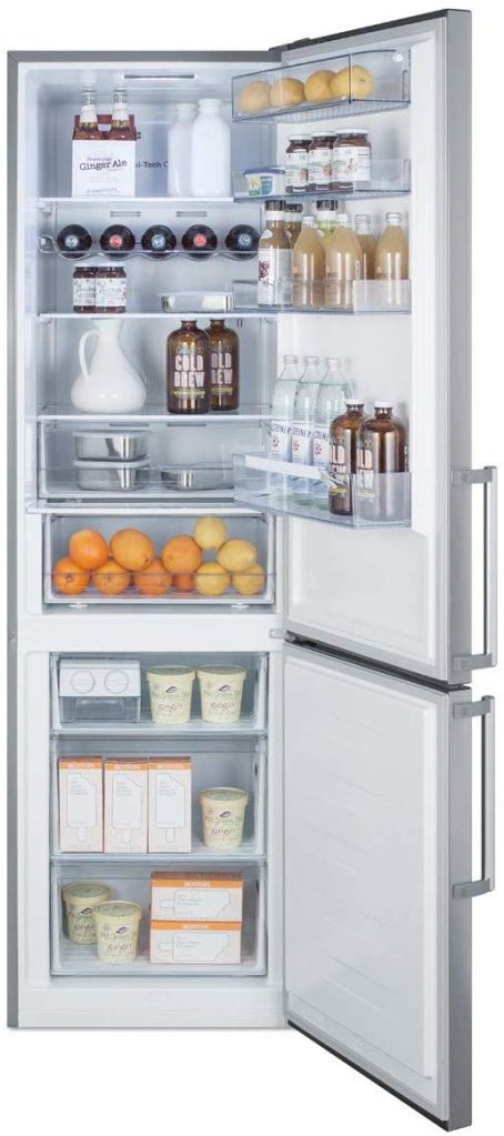 Summit Slim refrigerators for Apartments