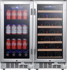 Edge star refrigerator side by side best fridge for large family