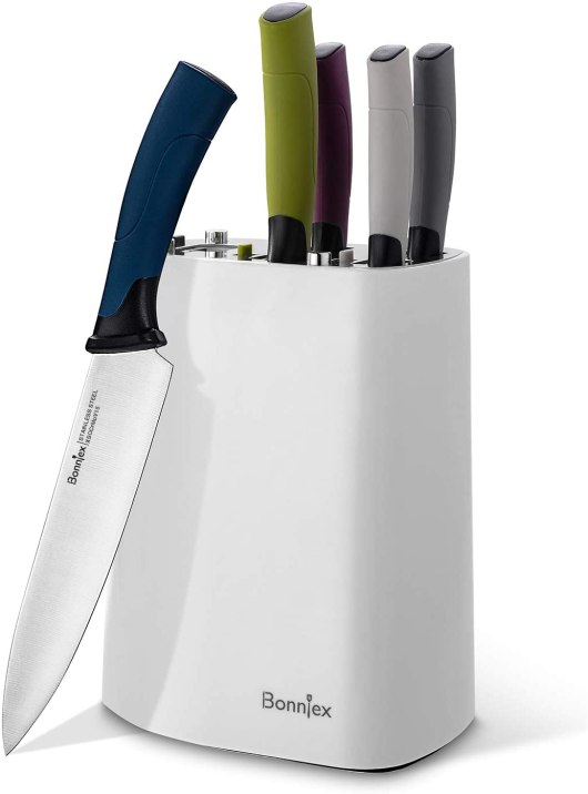 Bonniex Safety Kitchen Knives for families with Kids