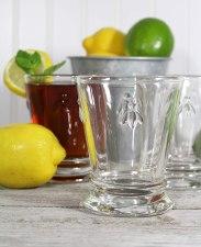 La Rochere Tumblers lead free drinking glasses