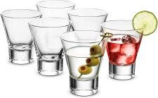 Lead and cadmium free Bormioli Rocco drinking glasses