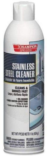 Champion Stainless steel Aerosol Cleaner