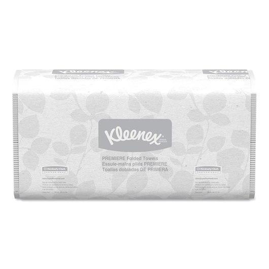 Kleenex Premiere folded Paper