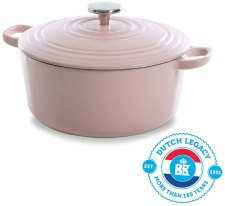 BK Cookware dutch Induction Hob casserole dish with Lid