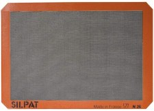 can silicone baking mats go in the dishwasher - Silpat premium non-stick silicone baking mat