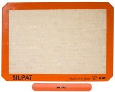 Best Silpat Silicone mat half sheet - dishwasher safe