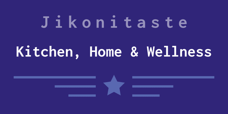 About Jikonitaste Blog Logo - best guide to kitchen, home, bakeware and cookware reviews