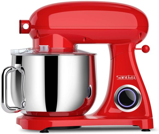 Stand Kitchen Mixer for baking and cooking various recipe
