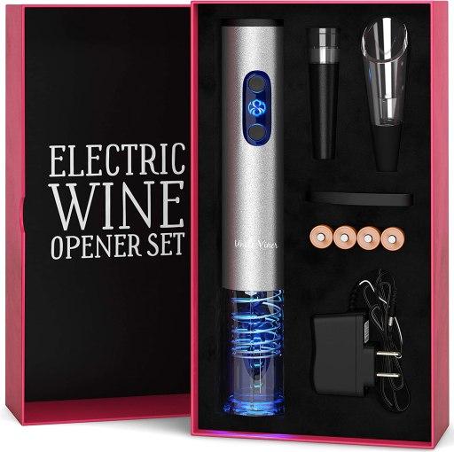 Electric wine opener wedding set home appliance gift
