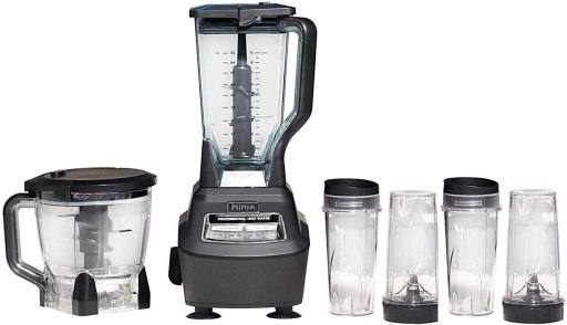 How to use a Ninja 1500watts Blender and food Processor
