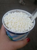 Dippin' Dots Rootbeer Float