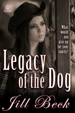 Legacy of the Dog Cover