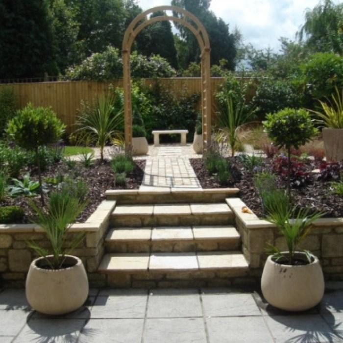 Contemporary Garden Design Purton Swindon, Wiltshire
