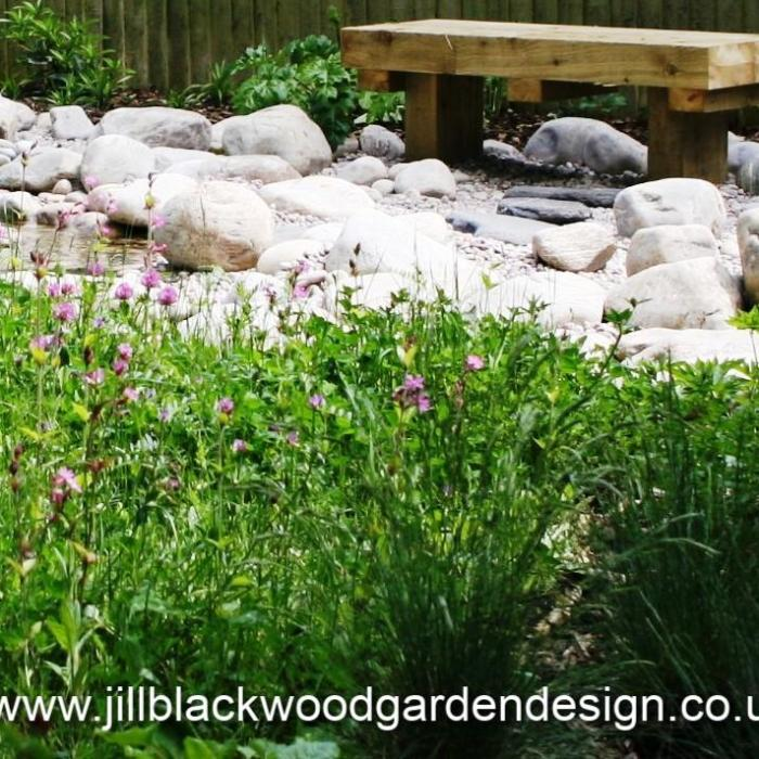 Wildlife Garden Design Shrivenham, Oxfordshire
