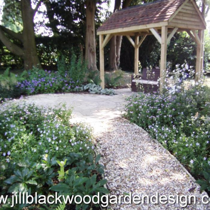 Country Garden Design Marlborough Wiltshire