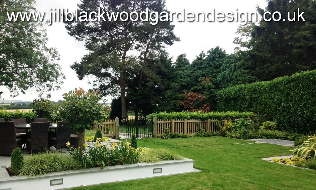 Contemporary Garden Design Swindon Wiltshire - RHS Medal