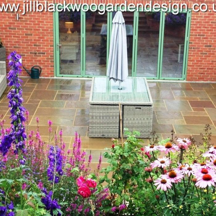 Traditional Garden Design Swindon Wiltshire
