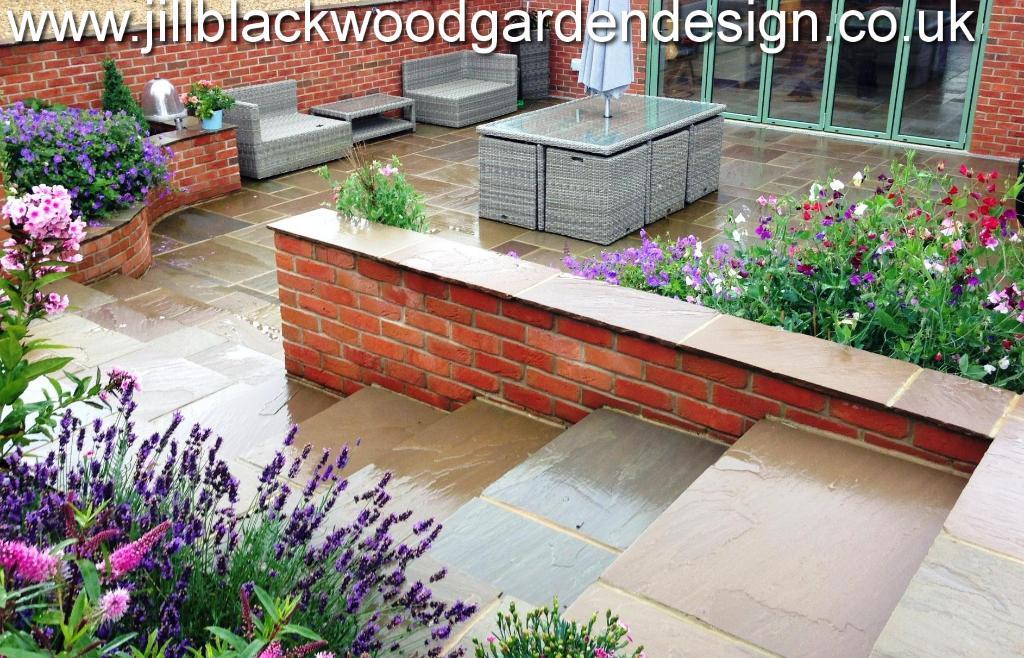 Garden design swindon wiltshire 3 jill blackwood for Suzhou architecture gardens landscape planning design company limited