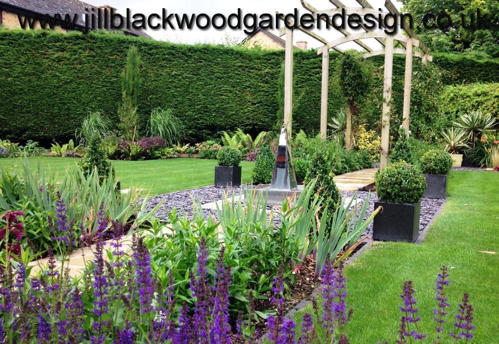Garden Design Service Wiltshire, Gloucestershire ...