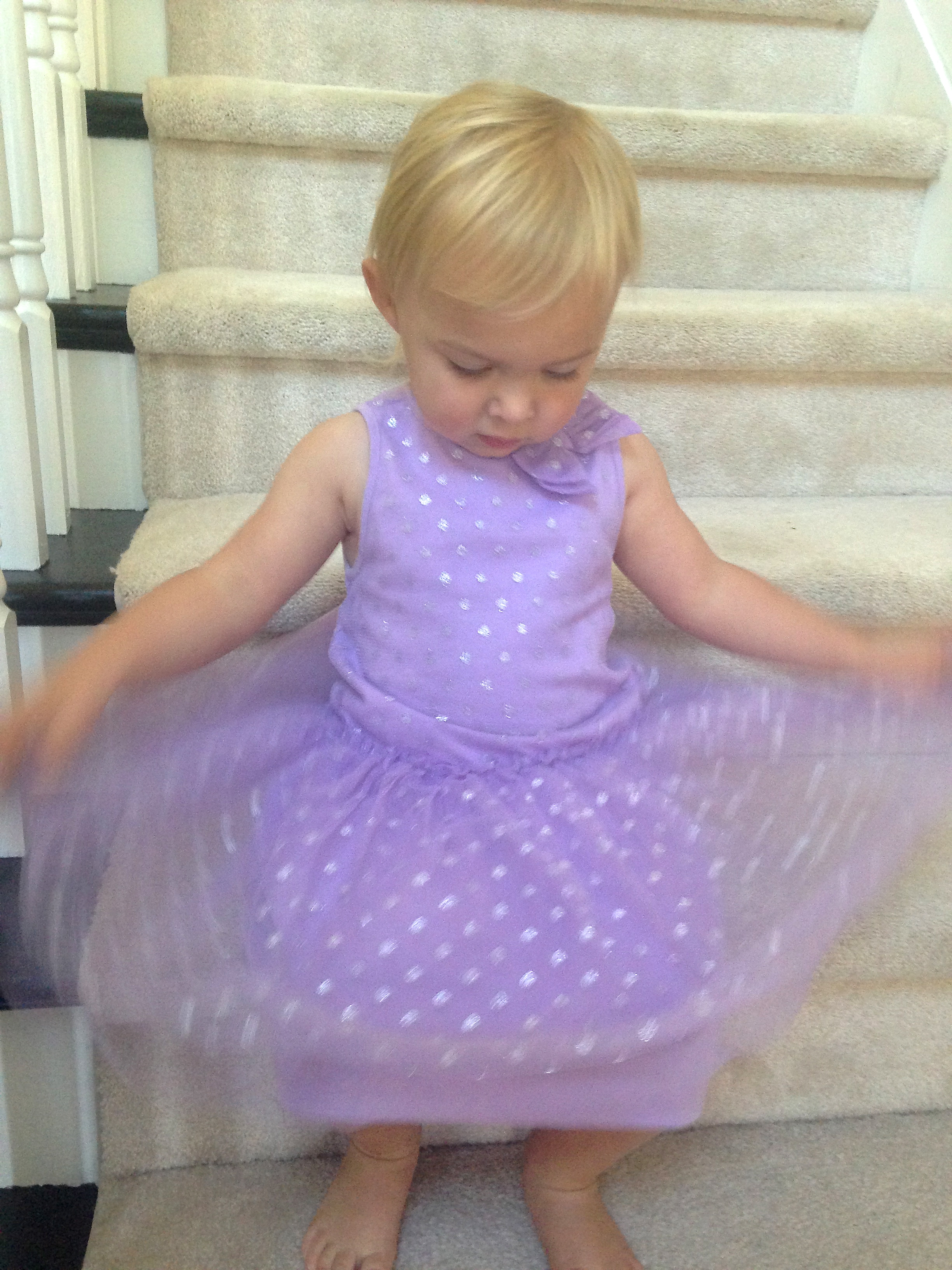 A letter to my daughter on her second birthday - Jillian
