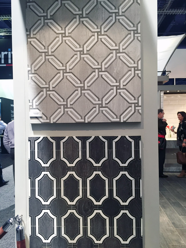 Walker Zanger Tile at KBIS 2015