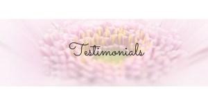 testimonials, healing, reiki, energy healing, eft, tapping, distance healing