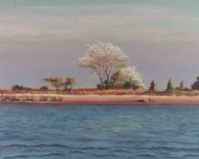 Fayerweather Island, Artist's Private Collection