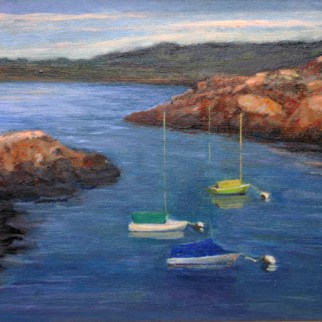Rockport Harbor, sold