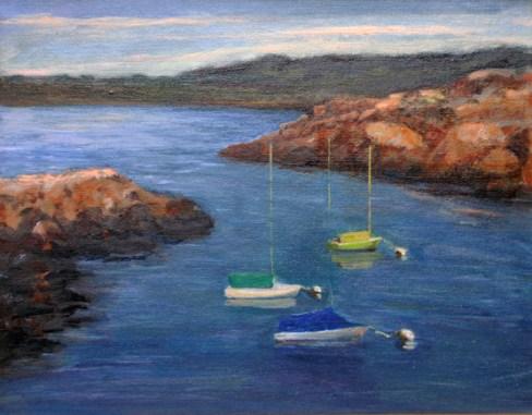 Rockport Harbor, sold