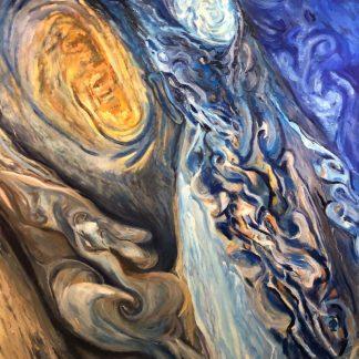 Juno painting, Goddess of fertility, Jill Nichols, Vatican
