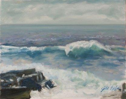 Seascape Jill Nichols