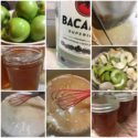 Apple Cinnamon Rum Jelly